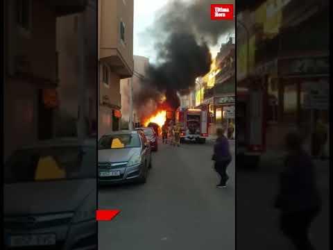 Prenden fuego a varios contenedores a plena luz del día en Palma y Llucmajor