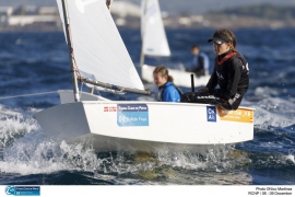 María Perelló se alza con la victoria en el 68º Trofeo Ciutat de Palma-Bufete Frau de vela