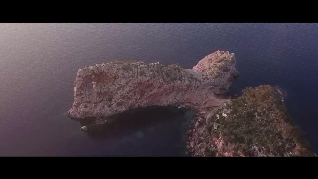 Mallorca, a vista de dron