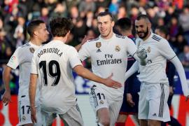 El Real Madrid se lleva la victoria de Huesca con una pobre imagen