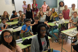 La enseñanza pública concentra el 82 % de los alumnos extranjeros en Baleares