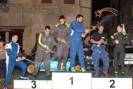 Roldán y Adrover se llevan el Rallysprint de Santanyí