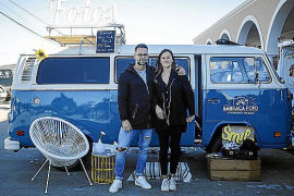 Éxito de público y gran ambiente en el primer festival Food Truck de Ibiza