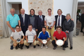 El cordobés Víctor Pastor logra la victoria en la Copa Baleares 2018