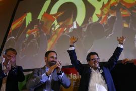 Vox pedirá la «detención inmediata y la prisión preventiva» para Torra