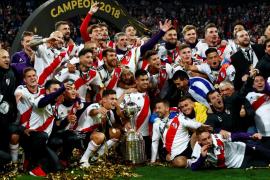 River Plate conquista la Copa Libertadores