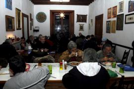 La crisis dispara el número de comidas de Nochebuena y Navidad para necesitados