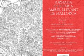 Jornada solidaria con el Llevant de Mallorca en el Born con actividades para toda la familia