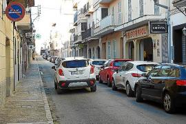 Lloseta, las obras de embellecimiento de calles marcan la legislatura actual