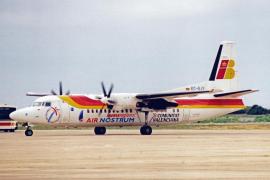 Air Nostrum busca tripulantes de cabina de pasajeros en Mallorca