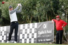 El Olazábal & Nadal Invitational se vuelca con las víctimas del Llevant de Mallorca