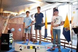 Jordi Lladó, campeón de España Sub 19 de Laser Radial