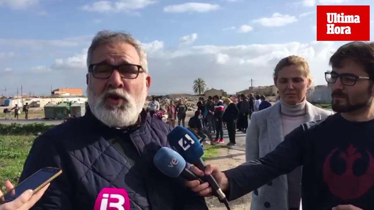 Ciudadanos visita Son Banya