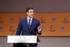 Pedro Sánchez anuncia un plan nacional y un fondo para la integración de inmigrantes