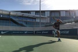 Rafael Nadal activa la cuenta atrás