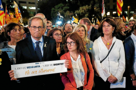 El Gobierno recula y baraja volver al 155 en Cataluña por defender la vía eslovena