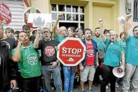 Los desahucios por alquiler en Baleares vuelven al nivel de los años más duros de la crisis