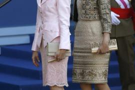 La infantas Elena y Cristina pasarán  fin de año juntas en Washington