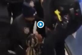 Un vídeo sobre el arresto de una mujer con un bebé desata la polémica en Nueva York