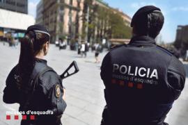Detenido en Barcelona un menor tutelado por dos violaciones consumadas y un intento