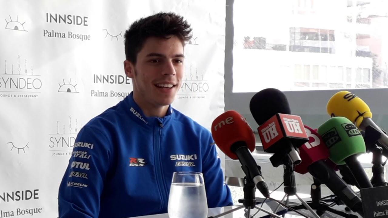 Joan Mir: «Estoy en MotoGP para ser competitivo»