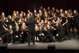 Concierto del Cor Teatre Principal de Palma en Pollença