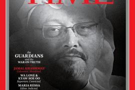 Jamal Khashoggi, Persona del Año 2018 por la revista 'Time'