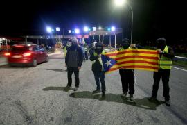 La Fiscalía investiga a los Mossos por no desalojar a los CDR que cortaron la autopista