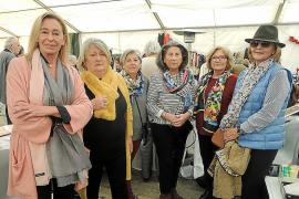 Mercadillo solidario de Es Refugi