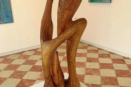 Las mejores obras de artistas de Formentera vuelven a la muestra Col·lectiva de Nadal