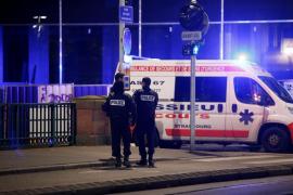 Al menos 3 fallecidos y 13 heridos por un tiroteo en el centro de Estrasburgo