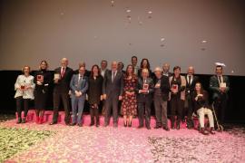 El Consell de Mallorca entrega los I Premios a las Prácticas Ejemplares en Responsabilidad Social