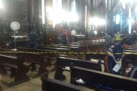 Un hombre mata a 5 personas en una catedral en Brasil y se suicida