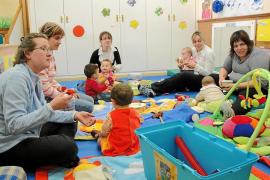 Los nacimientos caen en Baleares a su nivel más bajo en los últimos 18 años