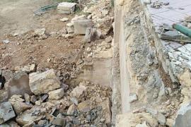 Cs Palma denuncia ante Fiscalía el vertido de escombros en las obras del canódromo
