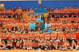 La 'marea naranja'