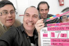 David Marqués, candidato al Goya a mejor guión original por 'Campeones'