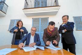 Las instituciones reparten las tareas para la creación del Museo del Mar y la Pesca