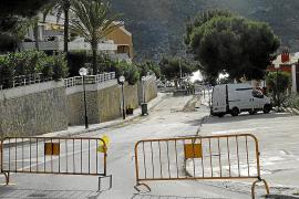 Unas obras municipales en Camp de Mar provocan problemas de tráfico