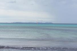 Surf davant Cabrera
