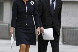 Ana Botella promete austeridad