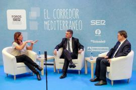 Puig y Armengol ponen en valor el Corredor Mediterráneo