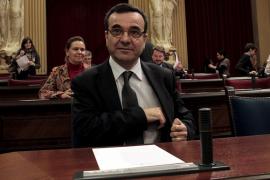 Aguiló espera que Balears se libre  de la recesión gracias al impulso del turismo