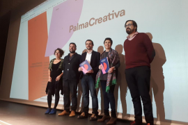 Cort presenta el nuevo sello Palma Creativa