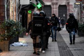 La policía francesa abate al autor del tiroteo en Estrasburgo