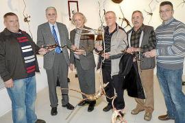 Inaugurada una nueva exposición de Pep Roig en la galería El Temple