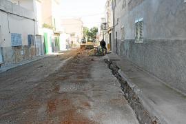 Porto Cristo afronta la temporada turística con la renovación integral de la vía pública