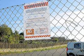 Campanet solicita al juzgado que suspenda la orden de precinto del aparcamiento del Consell