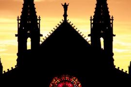 Catedral y Rosetón