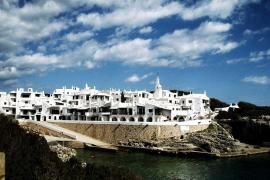Encanto. (Pueblo de pescadores de Binibeca Vell, Menorca)